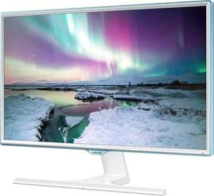 Samsung S24E370DL Monitor (23,6 FHD IPS-PLS, 250cd/m², 1.000:1, HDMI + DisplayPort, Wireless Charging Plate [Qi], AMD FreeSync) für 119,70€ [Masterpass] [Saturn]