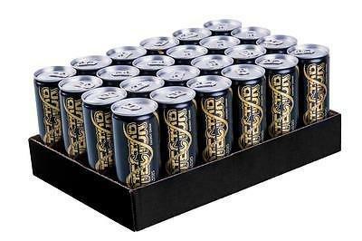Protector Energy Drink 96 Dosen für 15,60€ + 24€ Pfand MHD am Limit!