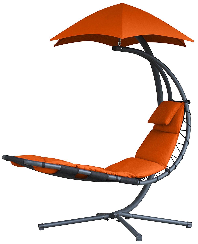 [Amazon] Vivere DREAM-OZ Hängesessel Polyester, Orange