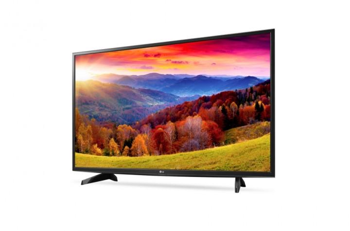 [Comtech] LG 43LH570V Fernseher 108 cm (43 Zoll) Full HD LED-TV - 339,-€
