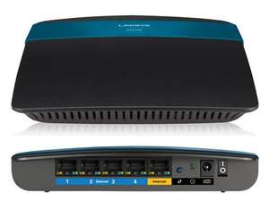 Linksys EA2700 Dualband-Router bei IBood