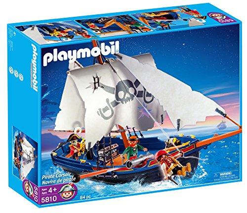 Playmobil Piratenschiff (5810) - 34,99€, VSK-frei @intertoys.de
