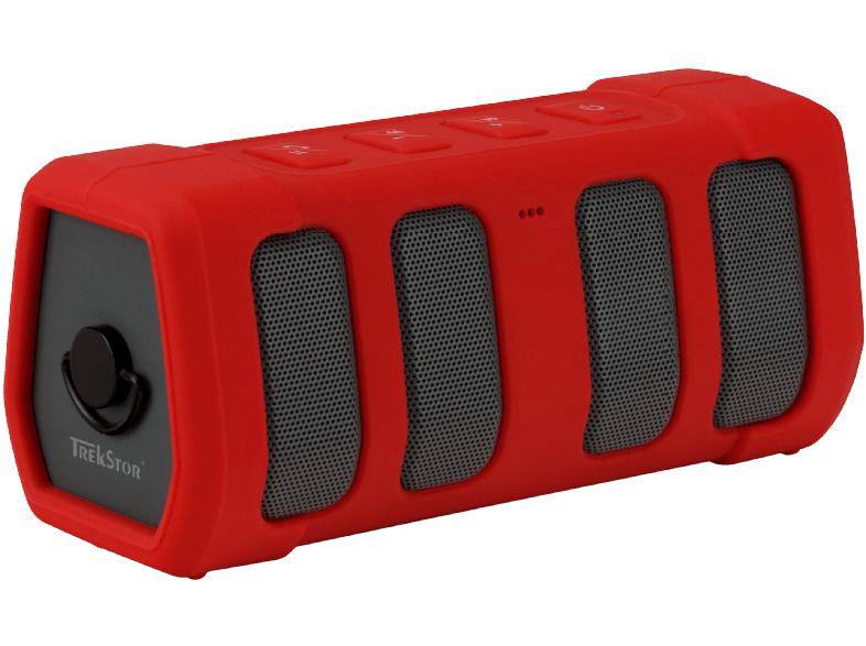 TREKSTOR PowerBoom mobile 150 für 24,99€bei Saturn - Bluetooth Lautsprecher in 2 Farben