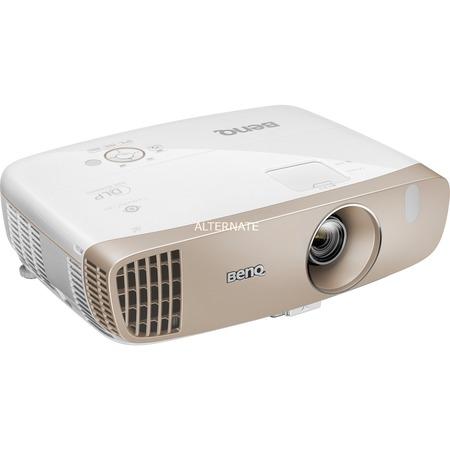 BenQ W2000 3D Heimkino DLP-Projektor (Full HD 1920x1080 Pixel, Cinematic Color REC. 709, 2.000 Ansi Lumen, Kontrast 15.000:1) - 849 Euro bei ZackZack.de