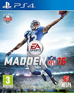 amazon IT WHD Madden NFL 16 für PS4