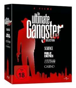 (Alphamovies) The Ultimate Gangster Selection [Blu-ray] für 10,93€