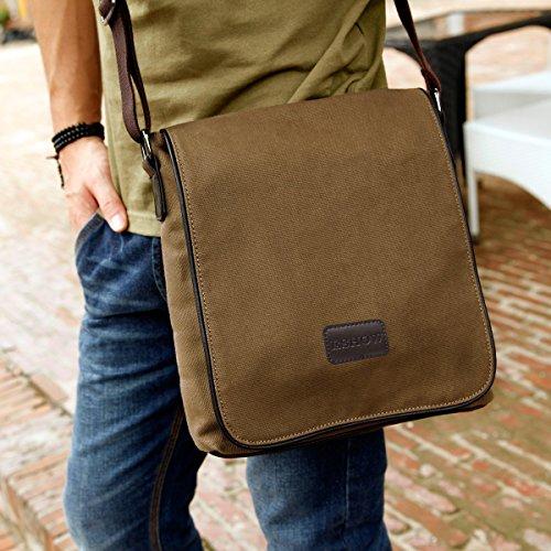 Qualitativ gute Messenger Bag für nur 20€ bei Amazon mit Prime