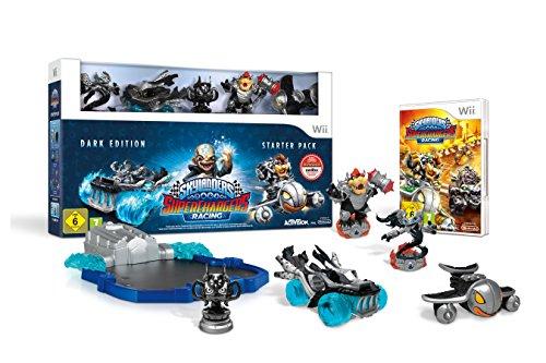 Skylanders: Superchargers Racing - Dark Edition Starter Pack (Wii) für 16,06€