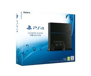 [Amazon] PlayStation 4 1TB Ultimate Player Edition [CUH-1216B] 249€