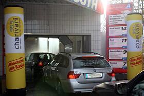 [München] Kostenlose Autowäsche bei Allguth von Charivari 95.5 (UPDATE Donnerstag 17-18Uhr)