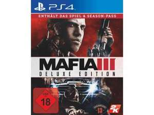 Mafia 3 Deluxe Edition (Season Pass) für PS4 bei Media Markt