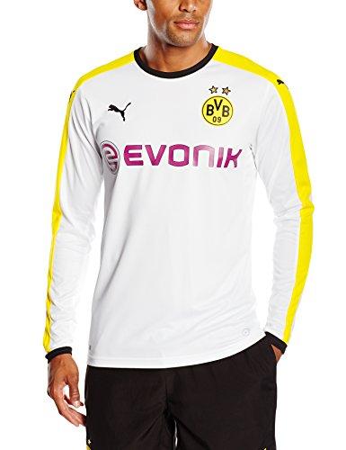 PUMA Herren Trikot BVB Borussia Dortmund Long Sleeve Third Gr. XL + Alternativen in M/L @ Amazon (Prime)