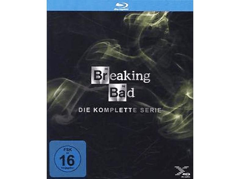 [Saturn Weekend Deals] Breaking Bad - Die komplette Serie - (Blu-ray)für 49,-€ Versandkostenfrei