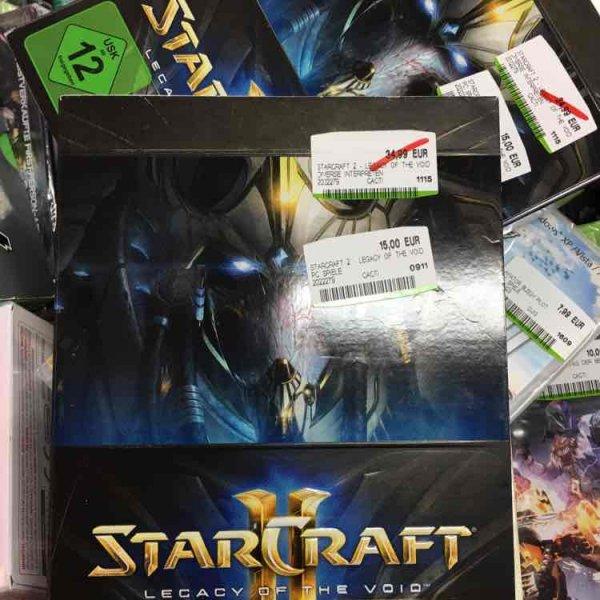 [Lokal Media Markt Hildesheim] Starcraft 2 Legacy of the Void