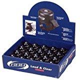 BBB Klingel Loud&Clear BBB-11D, 20 Stück im Aufsteller