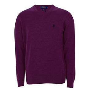 [deallx] Ralph Lauren V-Neck Pullover