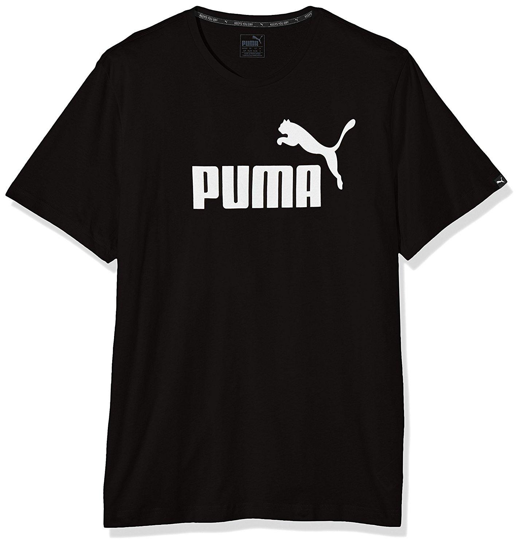 PUMA Herren T-shirt ESS No.1 Tee ab 5,74€ [Amazon Prime]