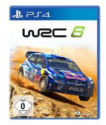 FIA World Rally Championship 11 (WRC 6) - PS4 für Vorkasse 43,85 oder Nachnahme 49,75
