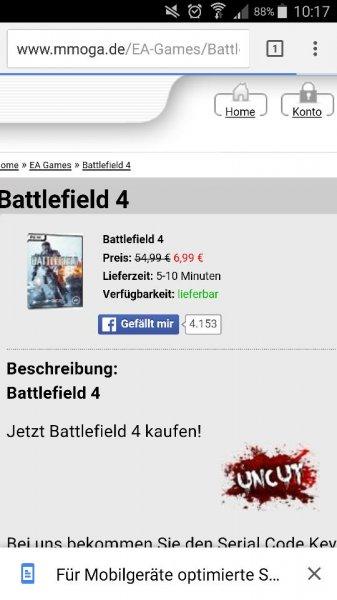 [MMOGA] Battlefield 4
