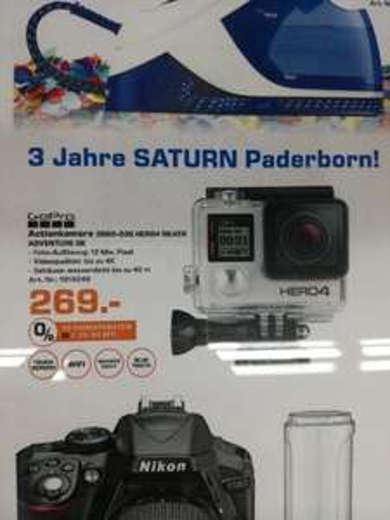 [Saturn Paderborn] Saturn Paderborn wird 3 Jahre alt