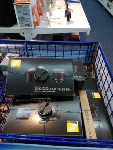 [Saturn Paderborn] Nikon D 5300 18-55 mm