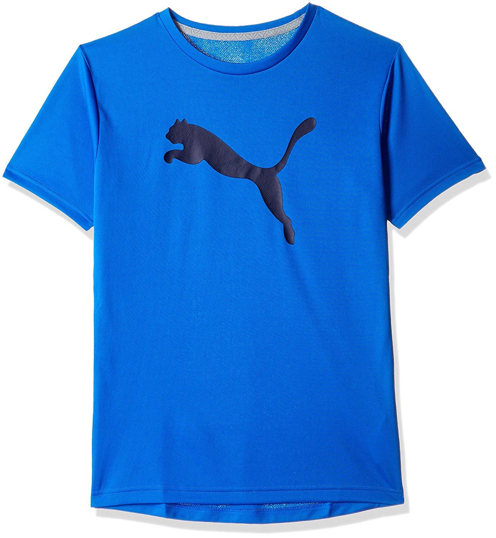 PUMA Herren T-shirt PT ESS Dry Branded Tee, verschiedene Farben / Größen: S-XXL ab 5,70€ [Amazon Prime]