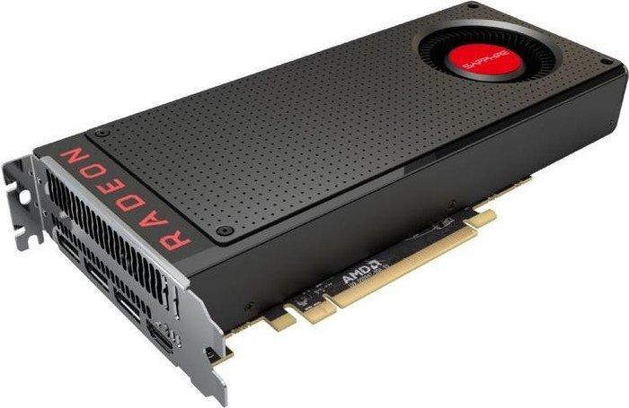 Sapphire Radeon RX 480 mit 8GB GDDR5 + 20€ Rabatt beim Kauf der Early Enlister Version von Battlefield 1 für 240,34€ [Amazon]