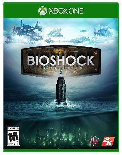 [MEDIA MARKT BIELEFELD] XBOX ONE Bioshock - The Collection