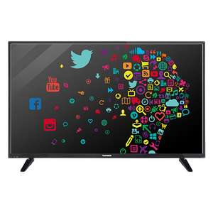 TELEFUNKEN, Full HD LED TV 124cm (49 Zoll), D49F287N4CW, Triple Tuner, SmartTV bei real