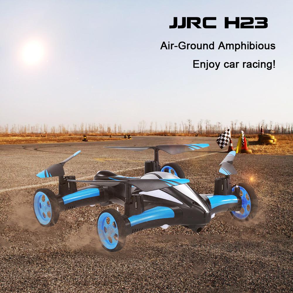 JJRC H23 Air-Ground RC Quadcopter  [rcmoments.com]
