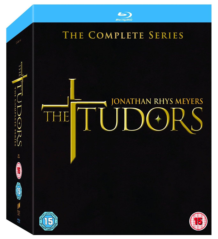 [Amazon.uk] The Tudors - Complete Series, Mad Max, Twin Peaks und mehr - Bluray