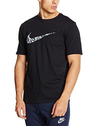 Nike Herren Swoosh Print T-Shirt Größen: S-XXL für 6,46€-6,60€ statt ab 23,80€ [Amazon Prime]