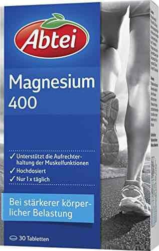 Abtei 20% Aktion beim Kauf von 3 Produkten z.B. 3x Abtei Magnesium 400 30 St.
