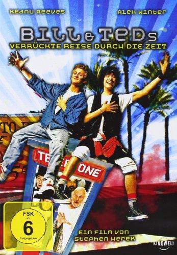 [amazon] Bill & Teds verrückte Reise durch die Zeit [DVD] für 3,48€ + ggf. Versand