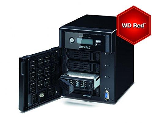 4x2TB NAS Buffalo WS5400DR0804W2 Terastation 5400 bei Amazon.it für 710€