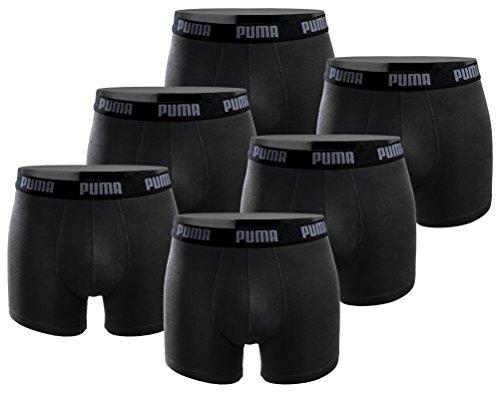 [amazon] Puma Boxershorts 6-er Pack