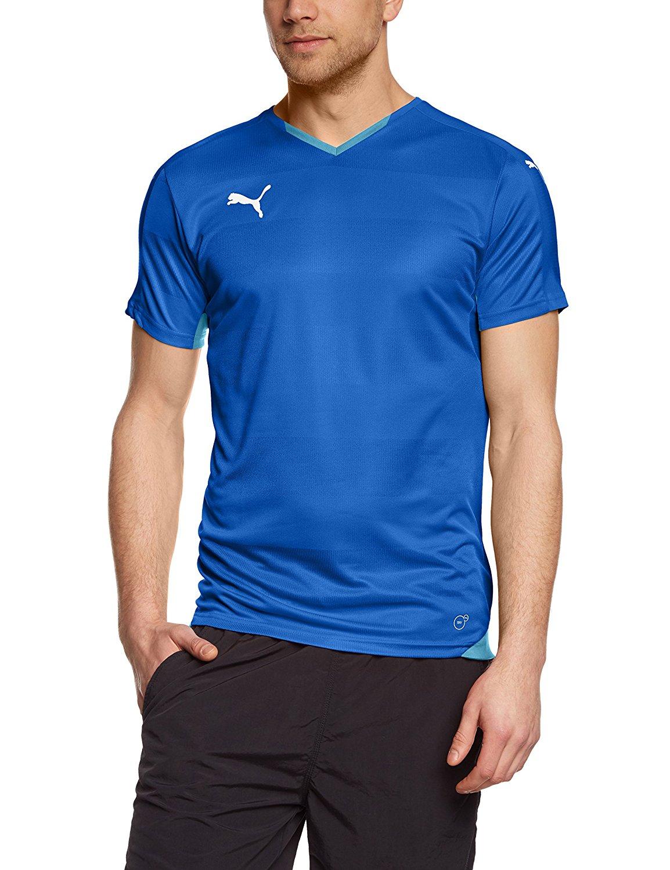 PUMA Herren Stadium Shortsleeved Shirt ab 9,28€ statt ca. 40€ [Amazon Prime]