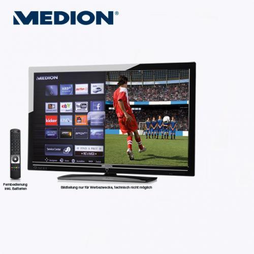[ Aldi Nord ]   42 Zoll LED TV Medion Life X17017 (MD 30580) mit LED-Backlight und DVB-S2 ,4 HDMI,  Wlan, HD-Triple-Tuner DVB-T, DVB-C, DVB-S2 , 200 Hz  für 599 Euro