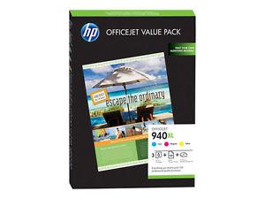 [EBay] HP Original CG898AE 940XL Value Pack