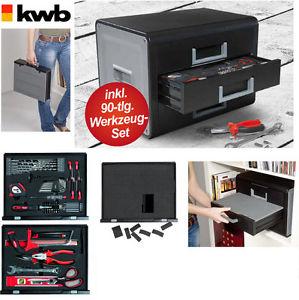 [lokal] KWB Home Tool Box, 90-tlg für 34,95€ @Kaufland Ludwigsburg