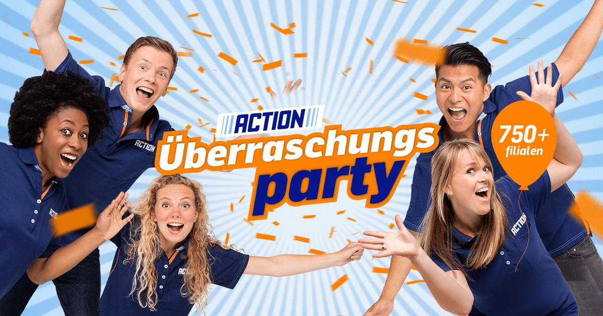 (Online Gewinnspiel) (Offline Gutschein bis zu 75€) Action Gewinnspiel (jeder gewinnt)