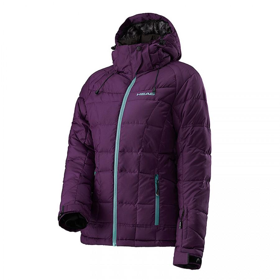 HEAD Space Jacket Damen Skijacke Lila leider nur in S und M verfügbar