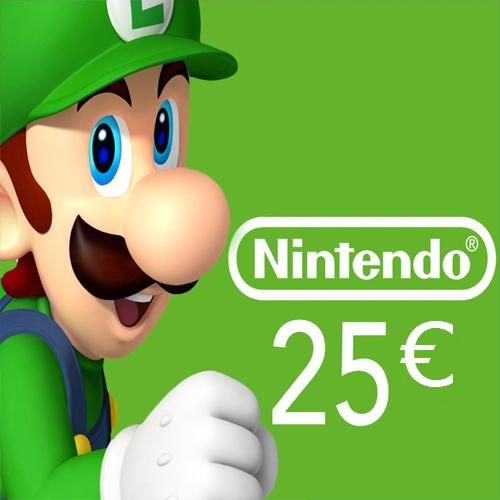 25€ Nintendo eShop Guthabenkarte für 20€ (nur am 19.10.) mit der Penny App