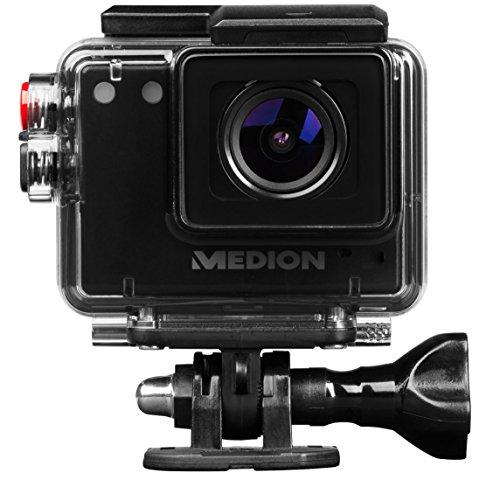 [Amazon Blitzdeal] MEDION Actioncam LIFE S41004 (MD 87157) schwarz