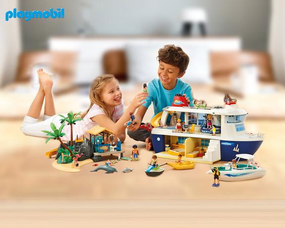 20% Rabatt auf Playmobil im Onlineshop von Galeria Kaufhof (NUR HEUTE)