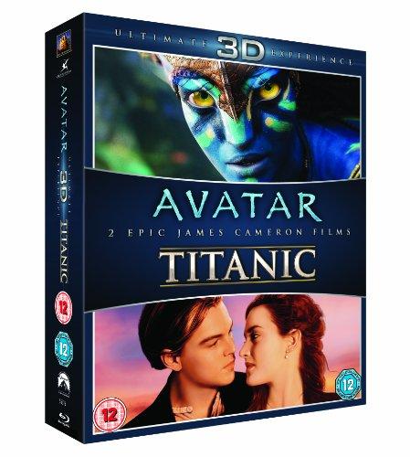 [Amazon.co.uk] Avatar / Titanic 3D - OT - Bluray set