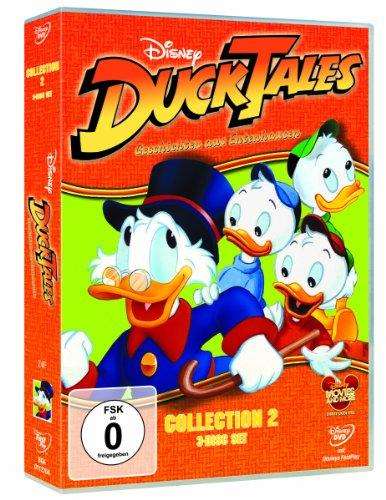 Ducktales: Geschichten aus Entenhausen - Collection 2 & 3 (3 DVDs) für je 7,99€ & Collection 1 für 9,99€ [Amazon Prime]