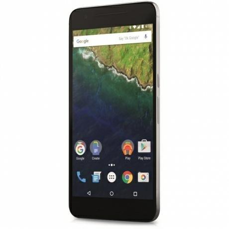Huawei Nexus 6p 32GB Aluminium Silver bei rakuten.de 10% Gutschein PRICEGUARD10