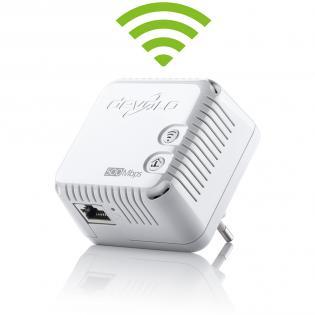devolo dLAN 500 WiFi (WLAN) (1 Adapter, Powerline, 500Mbit/s, 1xLAN) für 44,44 € (28,89 € leider vorbei) @ Notebooksbilliger