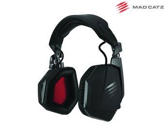 Mad Catz Cyborg F.R.E.Q. 9 Wireless Surround Gaming Headset (Over-Ear, Bluetooth) für 75,90€ [Ibood]